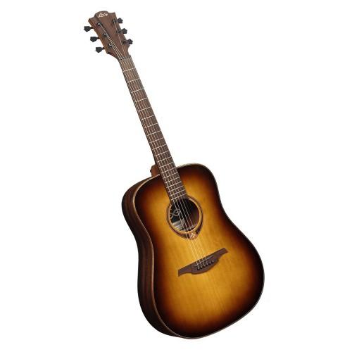 GUITARRA ACÚSTICA LAG DREADNOUGHT TRAMONTANE 118 - BROWN SHADOW