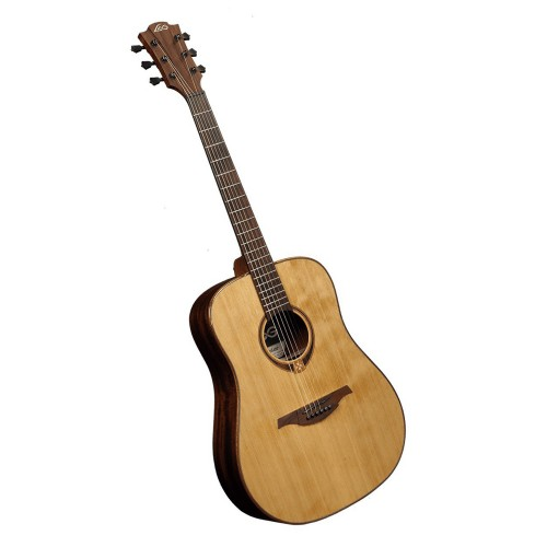 GUITARRA ACÚSTICA LAG DREADNOUGHT TRAMONTANE 118 - NATURAL