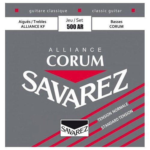 Savarez alliance 500AR