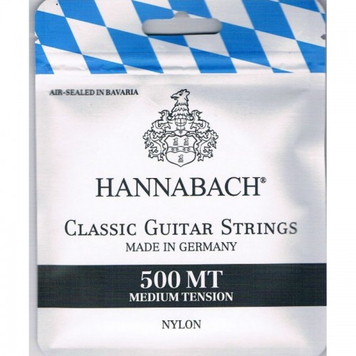 Juego de cuerdas Hannabach 500MT