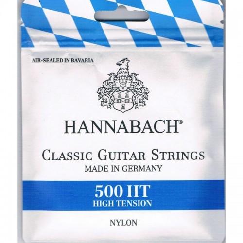 Juego de cuerdas Hannabach 500HT